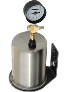 SE-2012 with pressure gage