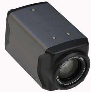 Camera, Color Zoom Lens Module, CCZ3, CCZ3-X Series w- SE-2012 spec, Rev