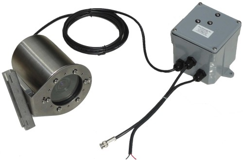SE-2012 camera SB6-CT5 Svc Bx wired